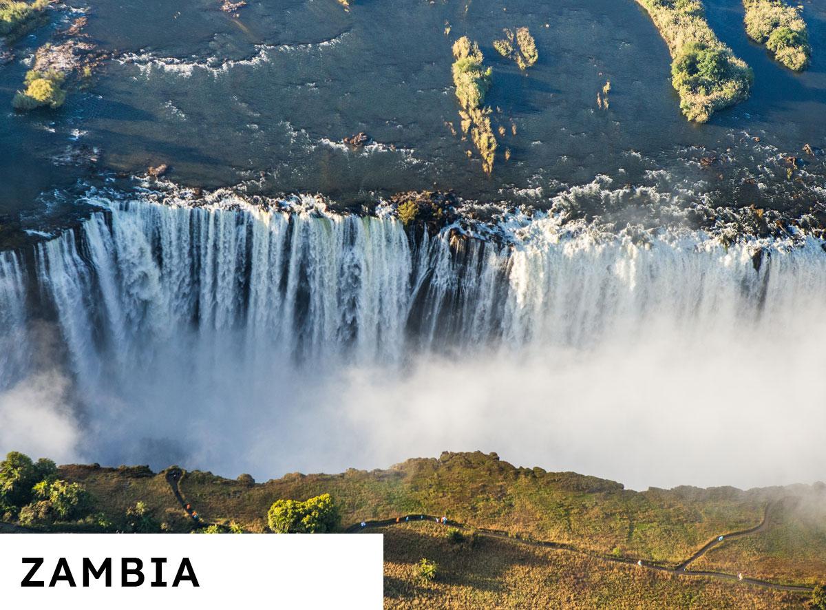Zambia Bespoke Luxury Travel Packages